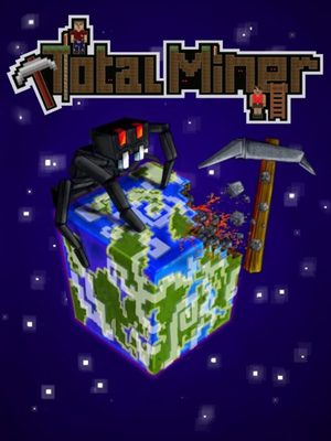 Cover for Total Miner.