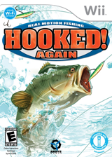 Cover for Hooked! Again: Real Motion Fishing.