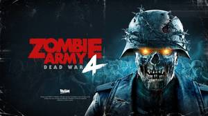 Cover for Zombie Army 4: Dead War.