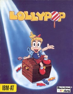 Cover for Lollypop.