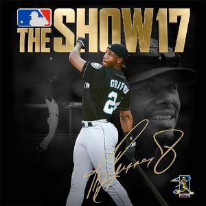Cover for MLB The Show 17.