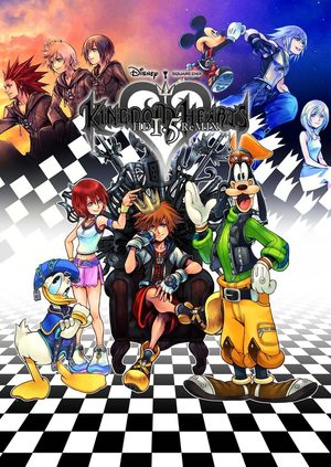 Cover for Kingdom Hearts HD 1.5 reMIX.