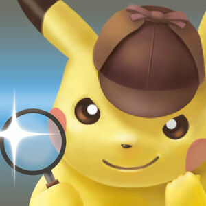 Cover for Detective Pikachu.