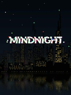 Cover for MINDNIGHT.