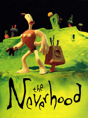 Cover for The Neverhood.