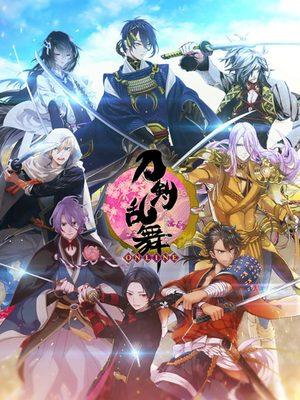 Cover for Touken Ranbu.