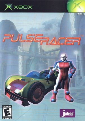 Cover for Pulse Racer.