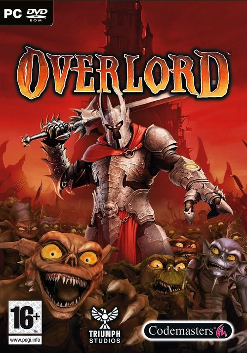 Cover for Overlord.