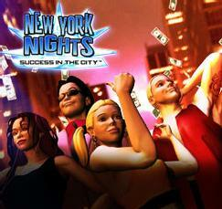 Cover for New York Nights: Success in the City.