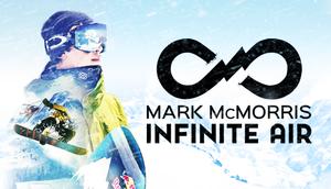 Cover for Mark McMorris Infinite Air.