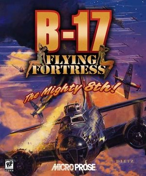 Cover for B-17 Flying Fortress: The Mighty 8th.