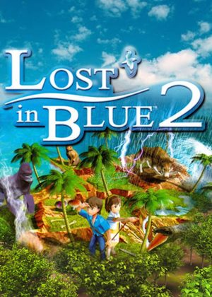 Cover for Lost in Blue 2.