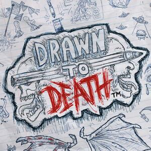 Cover for Drawn to Death.