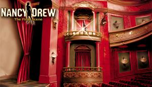 Cover for Nancy Drew: The Final Scene.