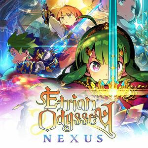 Cover for Etrian Odyssey Nexus.