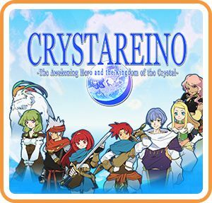 Cover for Crystareino.