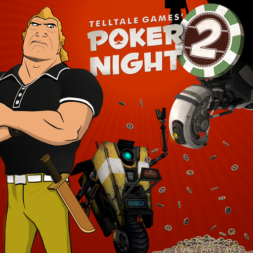 Cover for Poker Night 2.