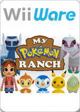 Cover for My Pokémon Ranch.