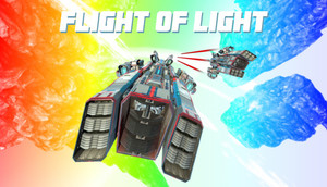 Cover for Flight of Light.