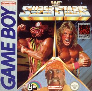 Cover for WWF Superstars.