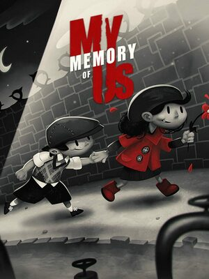 Cover for My Memory of Us.