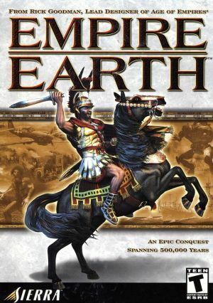 Cover for Empire Earth.