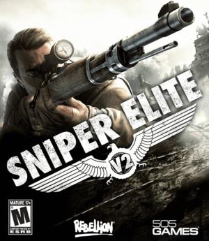 Cover for Sniper Elite V2.
