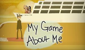 Cover for My Game About Me: Olympic Challenge.