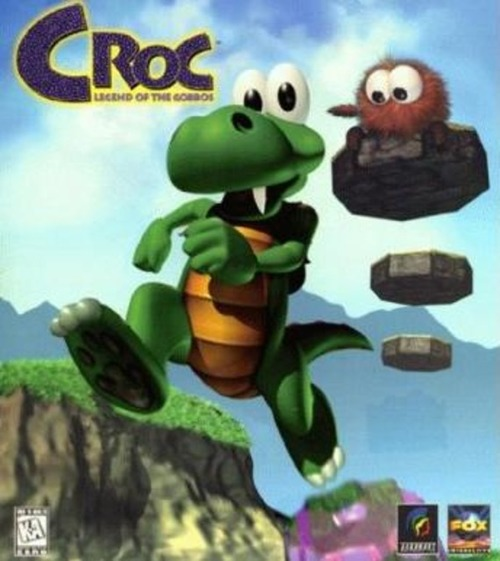 Cover for Croc: Legend of the Gobbos.