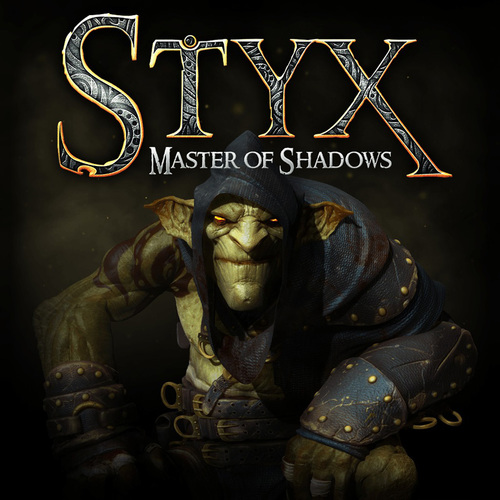 Cover for Styx: Master of Shadows.