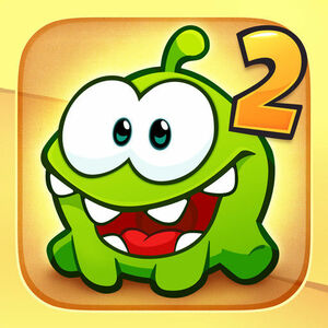 Cover for Cut the Rope 2.