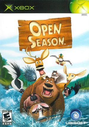 Cover for Open Season.
