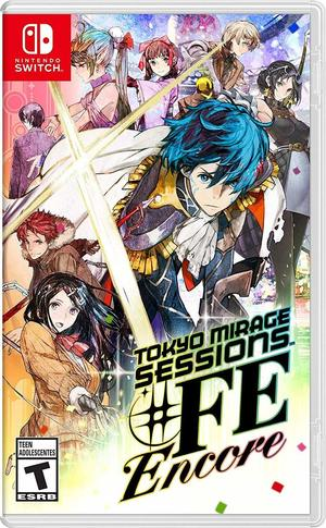 Cover for Tokyo Mirage Sessions ♯FE Encore.