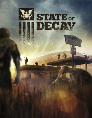 Cover for State of Decay.