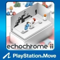 Cover for Echochrome II.