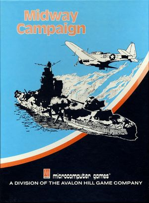 Cover for Midway Campaign.