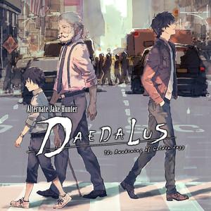 Cover for Daedalus: The Awakening of Golden Jazz.