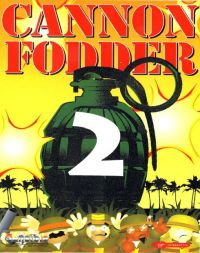 Cover for Cannon Fodder 2.