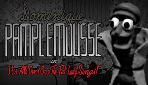 Cover for Dominique Pamplemousse.