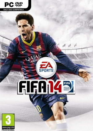 Cover for FIFA 14.