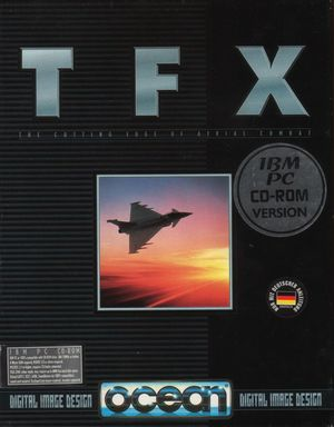 Cover for TFX.