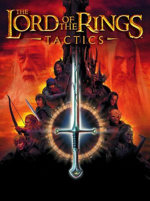 Cover for The Lord of the Rings: Tactics.