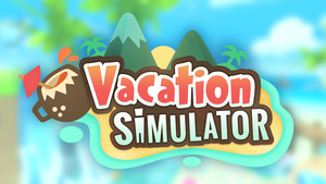 Cover for Vacation Simulator.