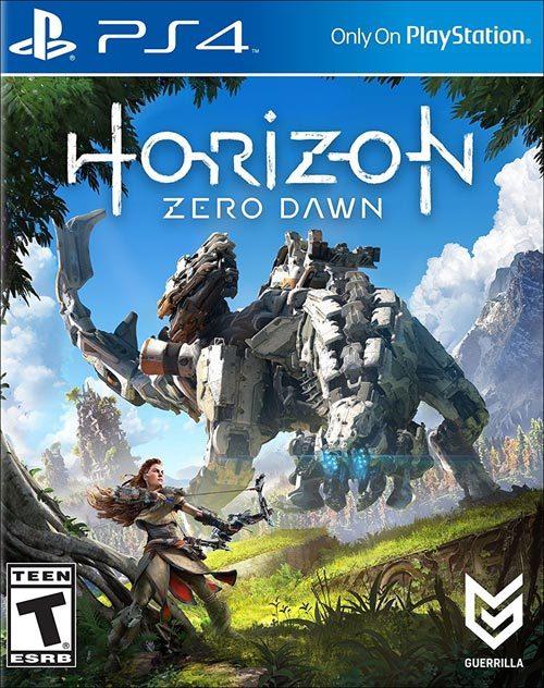 Cover for Horizon Zero Dawn.