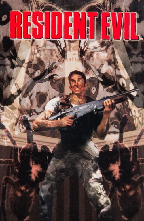 Cover for Resident Evil.