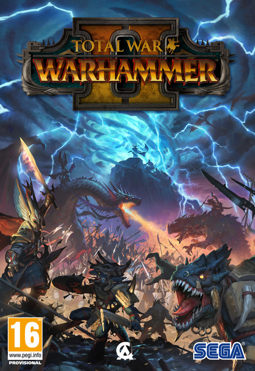 Cover for Total War: Warhammer II.