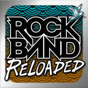 Cover for Rock Band Reloaded.