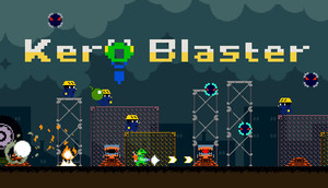 Cover for Kero Blaster.