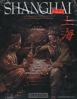 Cover for Shanghai.