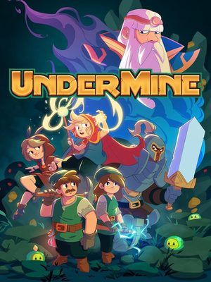 Cover for UnderMine.